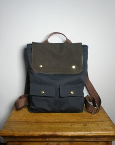 Men's Canvas Bag