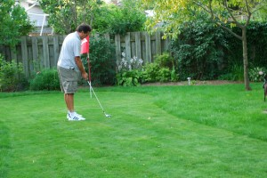 backyard golf summer games 2012