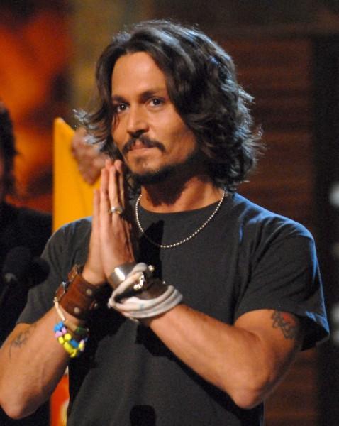 Men's Boho Style Summer 2012 Johnny Depp Looks