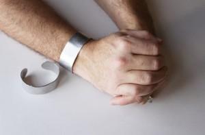 Men's Handmade Cuff Bracelet