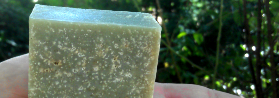 Scum - Oakmoss Handmade Shaving Soap