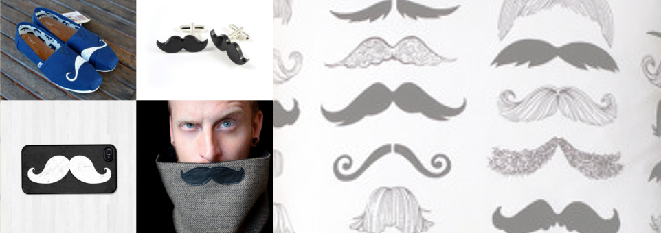 movember handmade mustache