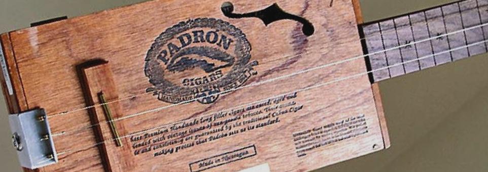 Handmade Guitars Cigar Box Etsy