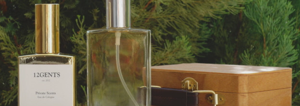 Mens Handmade Cologne - 12Gents