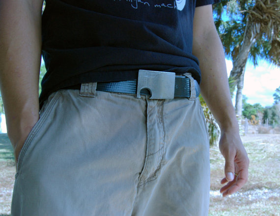 Bottle Opener Belt Buckle