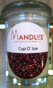 Cup O' Joe Coffee Scented Candle - Reclamation Candle Co.