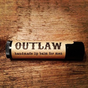 Handmade Lip Balm Men