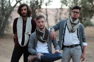 Handmade Mens Scarves