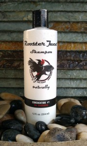 Handmade Mens Shampoo - Rooster Juce