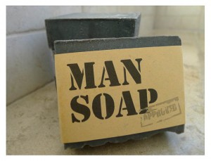 Man Soap - Vegan Shack