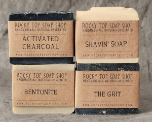 Manly Man Soap Set - Rocky Top Soap Shop