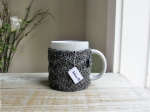Men's Coffee Cup Cozy - Debora B Studio