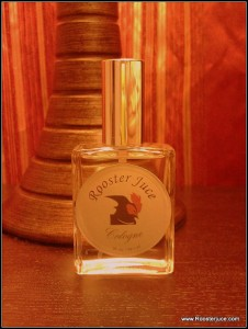 Mens Handmade Cologne - Rooster Juce