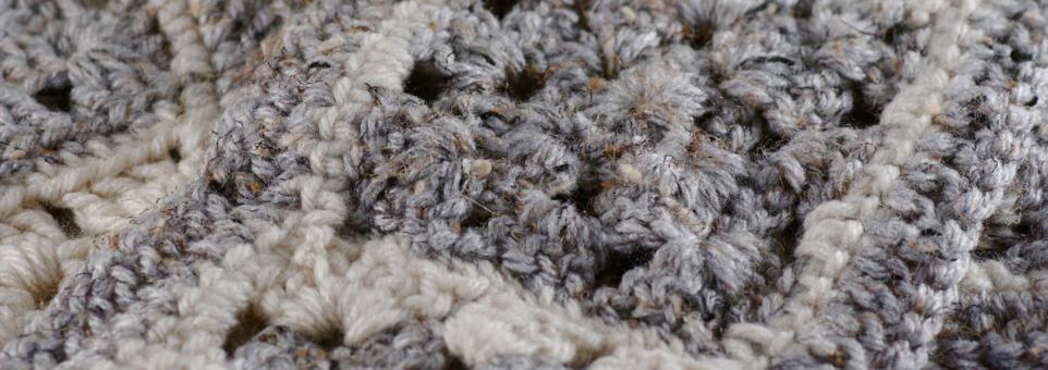 Mens Handmade Crochet