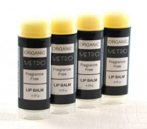 Organic Lip Balm Handmade Men