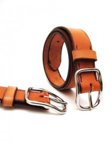 Handmade Leather Men's Belt