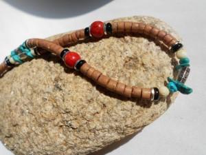 Handmade Men's Choker Necklace