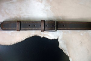 Handmade Men's Leather Belt - Erikas Leather