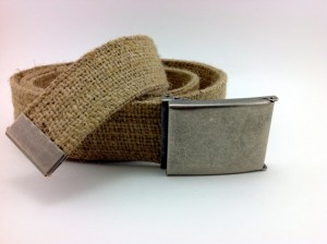 Men's Handmade Vegan Belt - ApRi