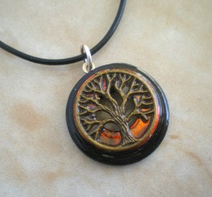 Tree Of Life Necklace - Handmade For Him