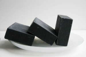 Handmade Activated Charcoal Soap Bar