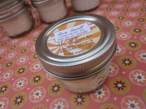Handmade Natural Sunscreen