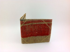 Upcycled Handmade Wallet