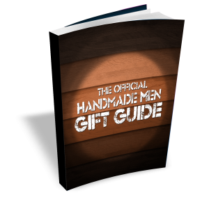Handmade Mens Gift Guide