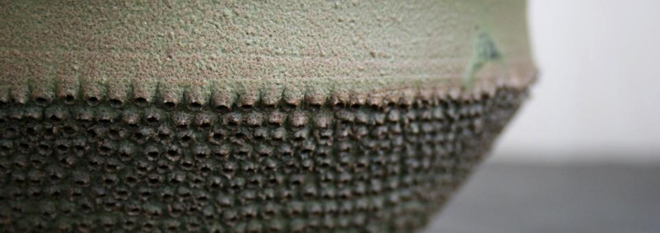 Mens Handamde Ceramic Functional Art