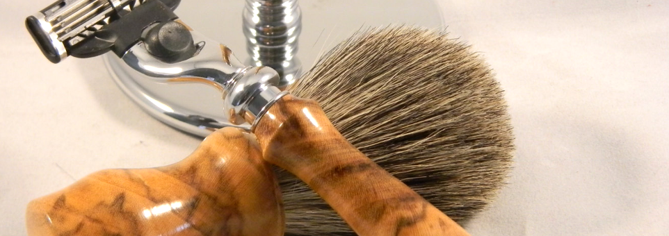 Mens Handmade Shaving Gear