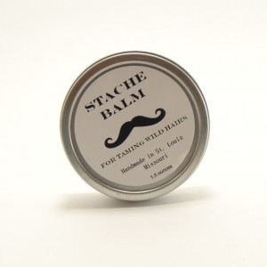 Mens Handmade Stache Balm - A Breath Of French Air
