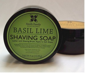 Mens Shaving Soap Handmade