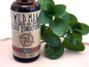 Wild Man Beard Conditioner - Wild Rose Herbs