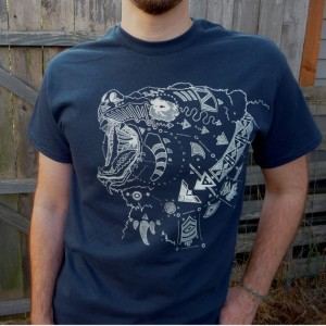 ursa major shirt