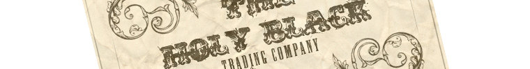 The Holy Black Trading Company
