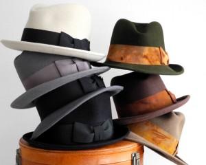 handmade fedora hat mens