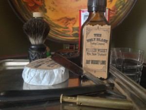 handmade mens shaving gear