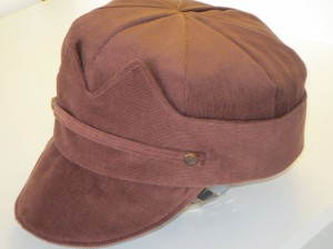 men's handmade hat