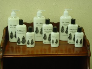 mens handmade facial lotion