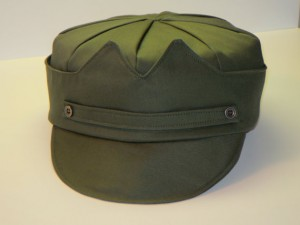 mens handmade hat