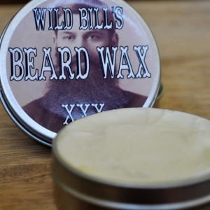 wild bills handmade beard wax