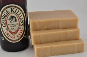 Handmade men's soap - Beer