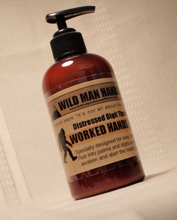 Men's Hand Lotion