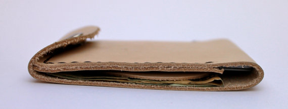 Handmade Wallet - Fisherman's