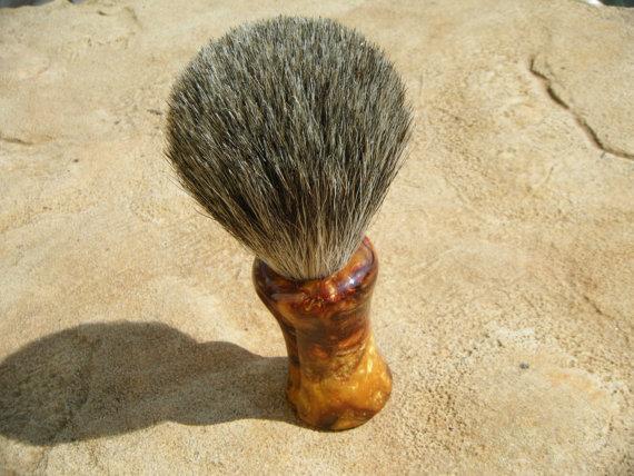 Shaving Brush Handmade Badger Hair