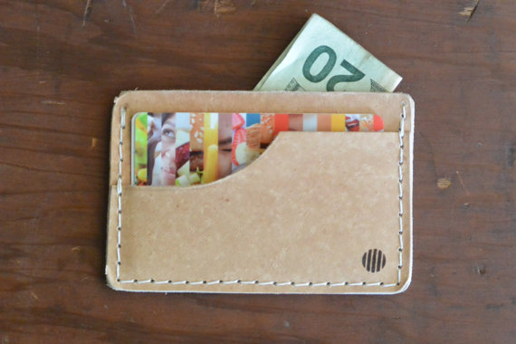 Handmade Front Pocket Wallet