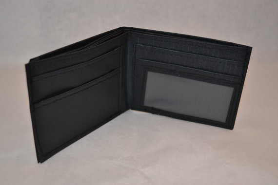 Men's Handmade Bifold Wallet