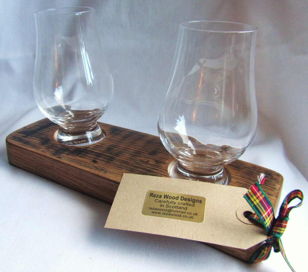 Glencairn Whisky Glass Holder