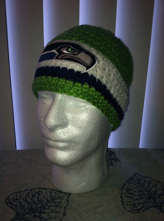 Men's Seattle Seahawks beanie