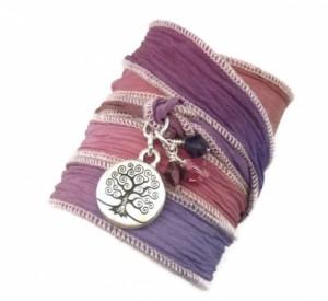 Wrap Bracelet Charm